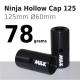 Ninja Cap Hollow 125