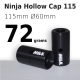 Ninja Cap Hollow 115