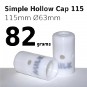 Simple Hollow Cap 115
