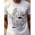 Bikepolo Theories Tshirt