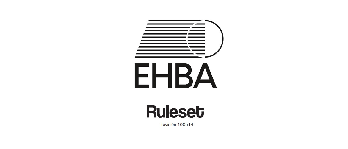 EHBA Rulset - Current Bikepolo Ruleset